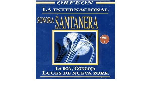 La Internacional Sonora Santanera Vol. 1 by La Internacional Sonora Santanera on Amazon Music - Amazon.com