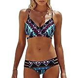 880f04942f Fathoit Femmes Sexy Bikini Ensemble Push-Up Rembourré Hors Épaule Creux V  Cou Maillots De Bain Maillot De Bain Bain… 4,59 € · Bikini Femme 2 PièCes Push  Up ...