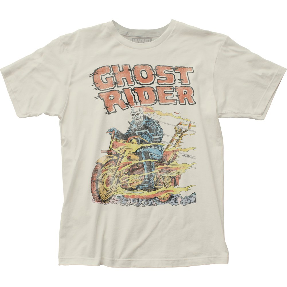 Ghost Rider - Hell on Wheels (slim fit) T-Shirt Size L