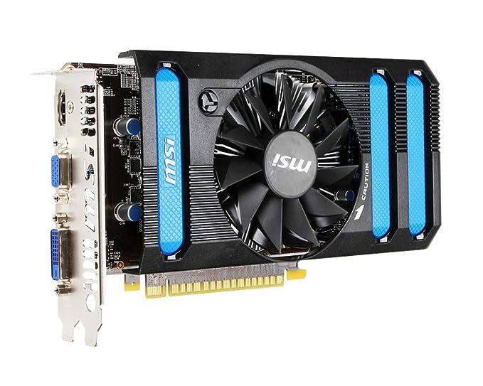 Amazon.com: MSI N650Ti-1GD5/V1 tarjeta gráfica Nvidia ...