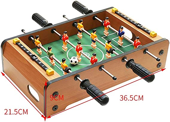 Football Table Mesa de futbolín de futbolín de Mesa de Billar ...