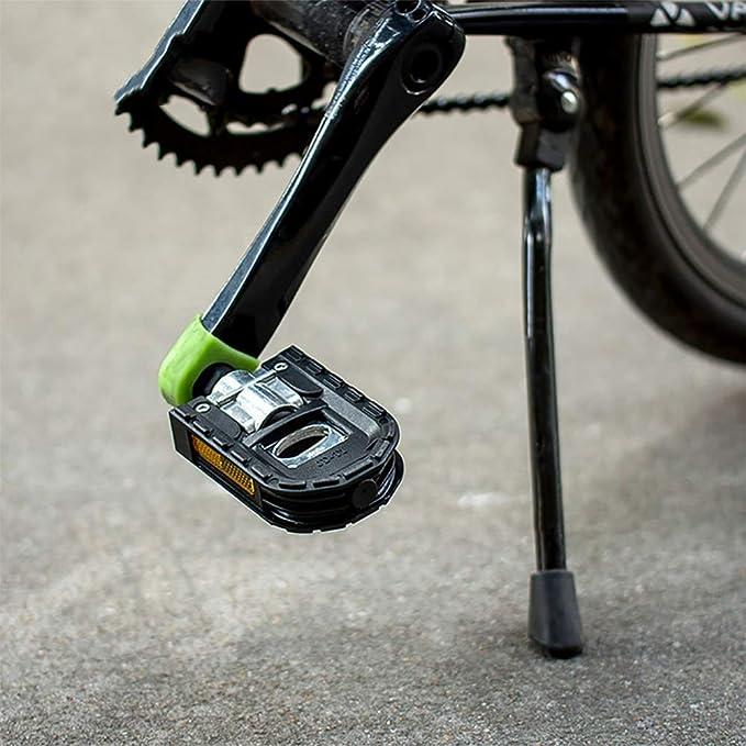 RUIX Bicicleta Pedal Plegable Universal Piezas De Repuesto para Bicicletas: Amazon.es: Deportes y aire libre