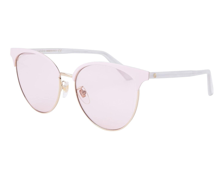 7c71fb597b Lunettes de soleil Gucci GG 002: Amazon.fr: Vêtements et accessoires