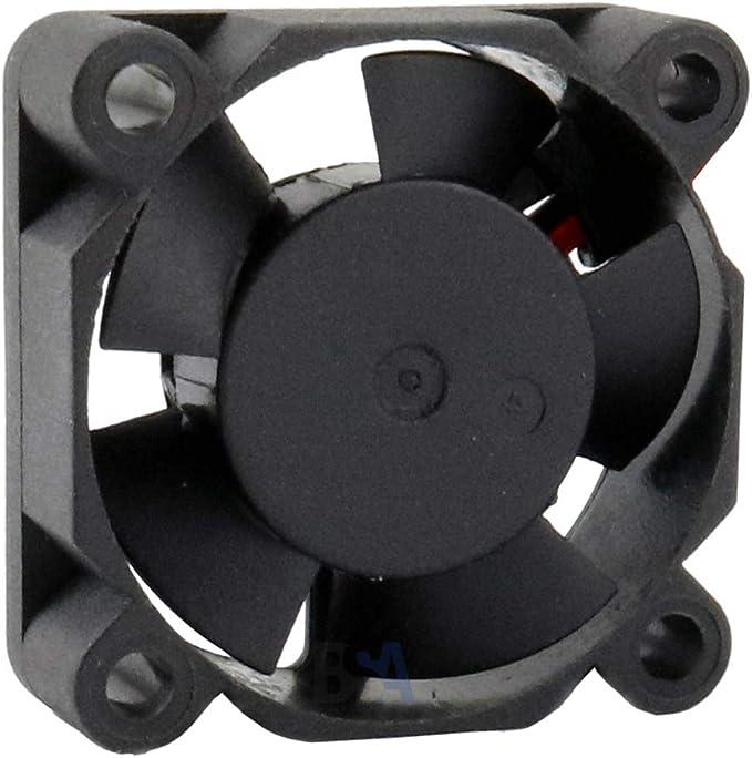 Usongshine Ventilateur 30 mm 30 x 30 x 10 12 V DC Air Fan 3