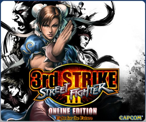 Street fighter 3: third strike online edition is living history on.