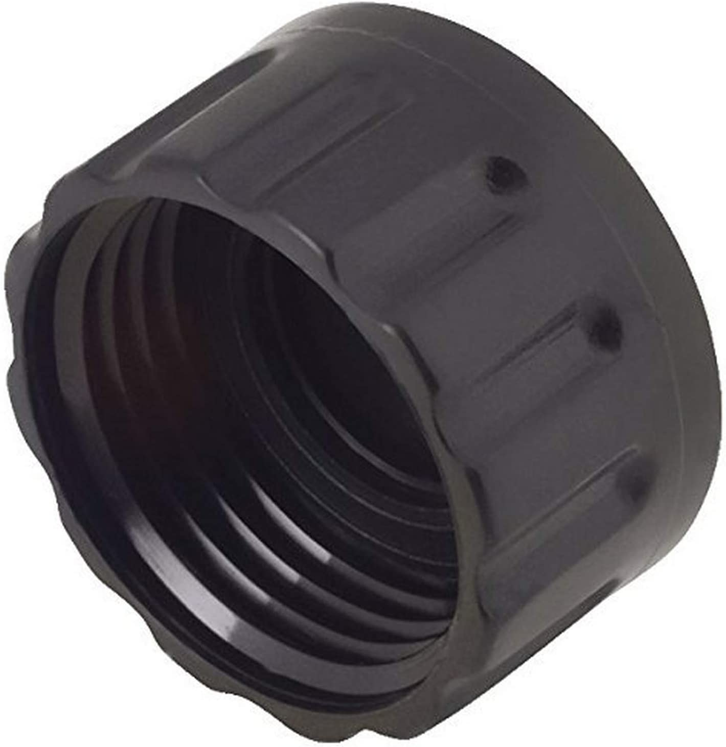 Gilmour 800044-1001 Poly Hose Cap