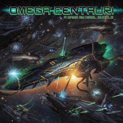 Omega Centauri Board Game