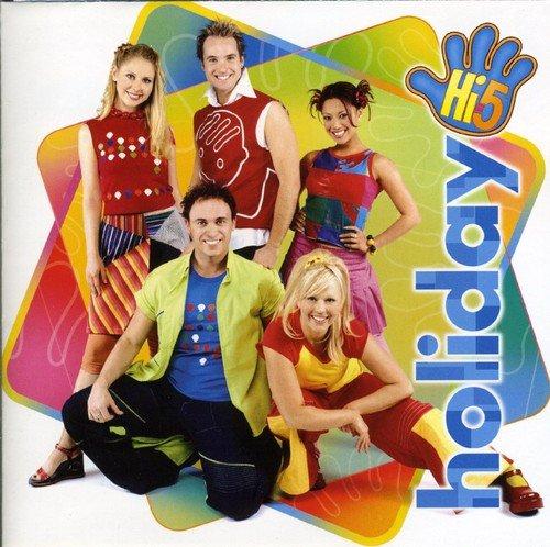 CD : Hi-Fi - Holiday (CD)
