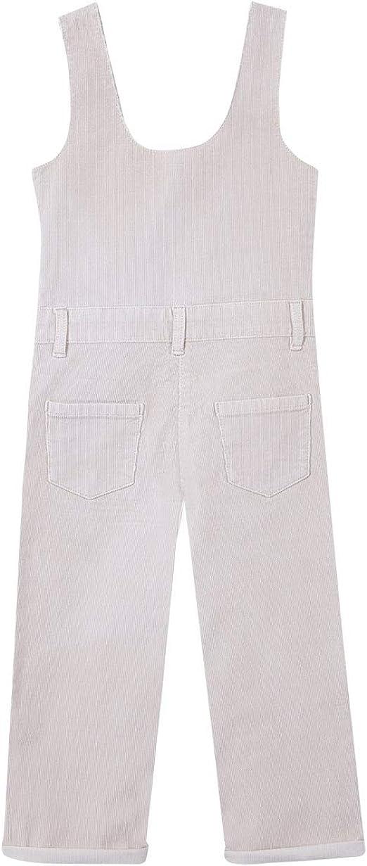 Gocco Peto de Pana Pants para Niñas: Amazon.es: Ropa