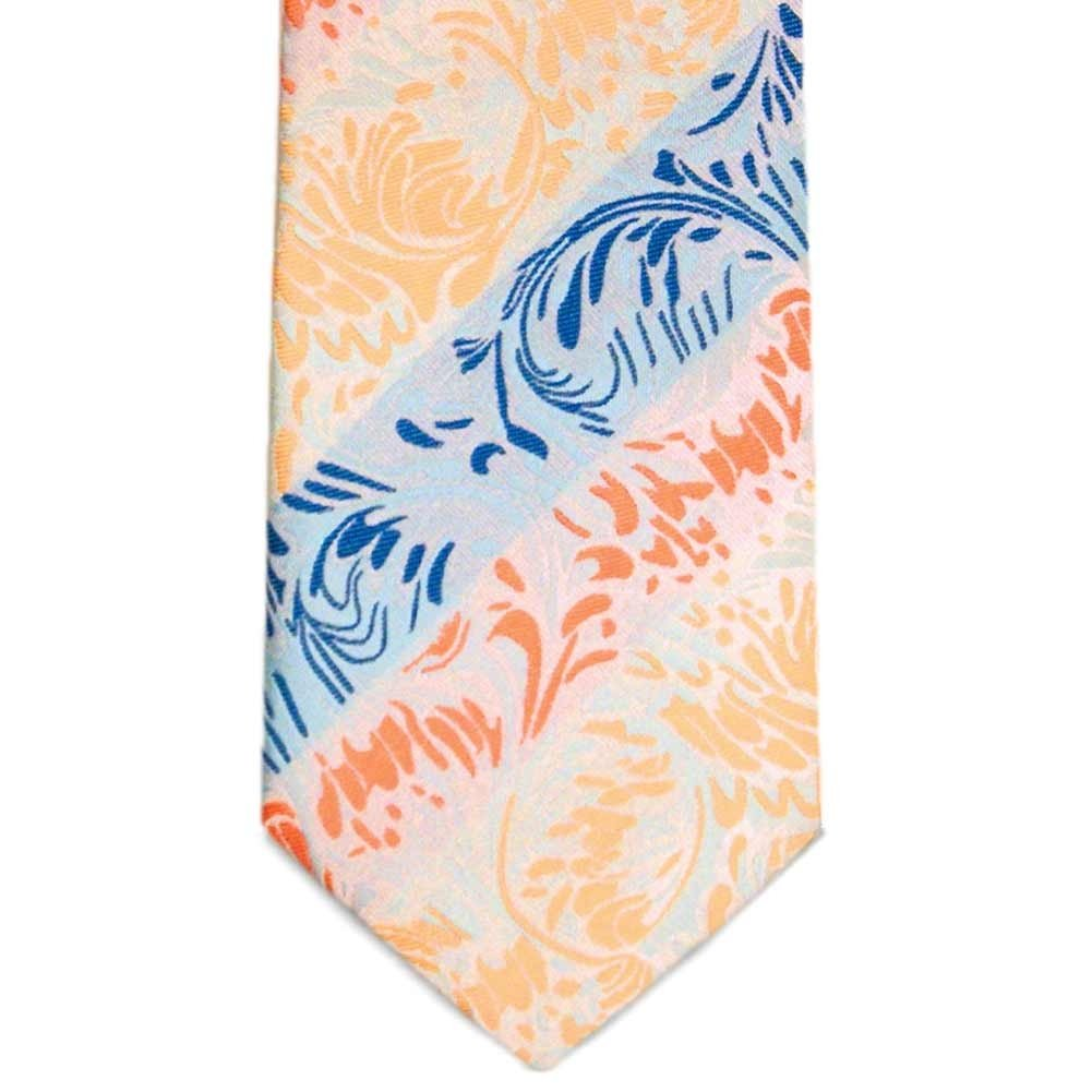 TieMart Special Purchase Tie and Pocket Square Set in Smithville