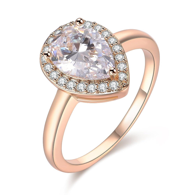 Novelty Wedding Engagement Rings