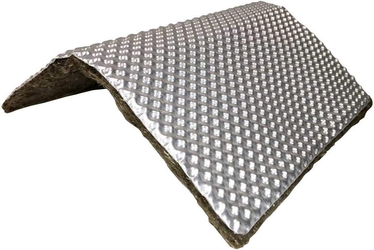 "Design Engineering 050517 Boom Mat Form-A-Shield Hi-Temp Heat and Sound Insulation - Non PSA, 21"" x 48"""