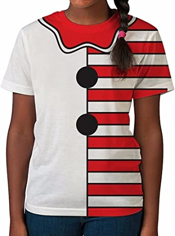 Bang Tidy Clothing Kids Graphic T Shirt Boys Top Clown Costume #3 Youth Tee Shirt