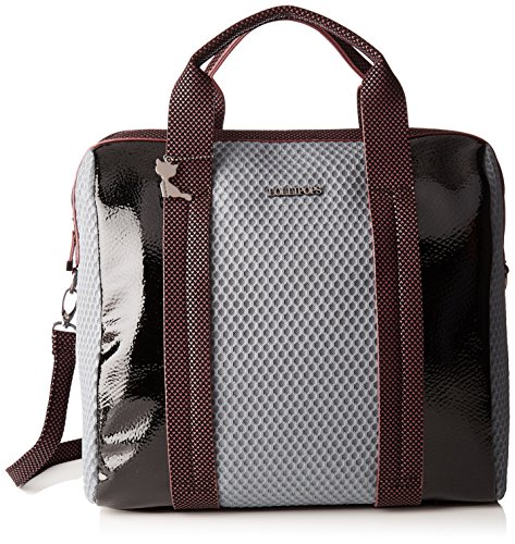 Lollipops Active Office Bowling - Bolsos bolera Mujer Gris (Grey)