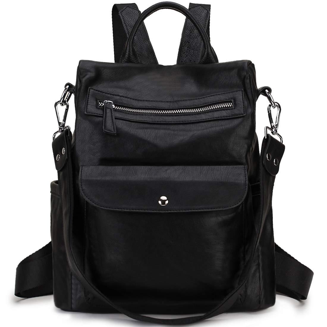 VX VONXURY レディース VXWB021 US サイズ: S カラー: ブラック B07RHJ2TY8 Black Backpack