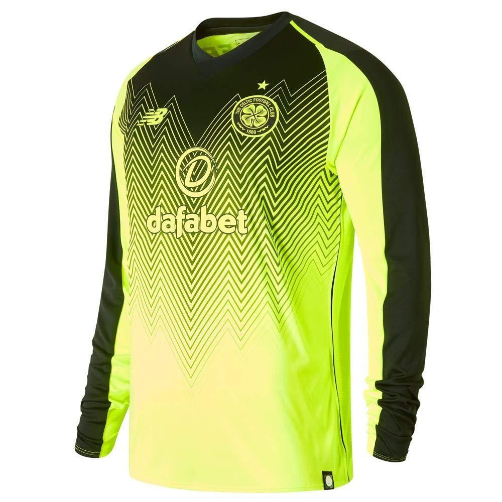 New Balance 2018-2019 Celtic Third Long Sleeve Shirt