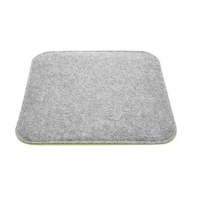 Qwkanij Indoor Outdoor Garden Patio Home Kitchen Office Chair Seat Cushion Pads: Home & Kitchen