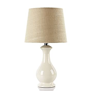 Lámpara de mesa Guo Shop- Cerámica Dormitorio cabecera ...