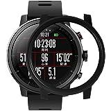 Case Bumper para huami amazfit stratos smart watch (Pace 2) (Preto)