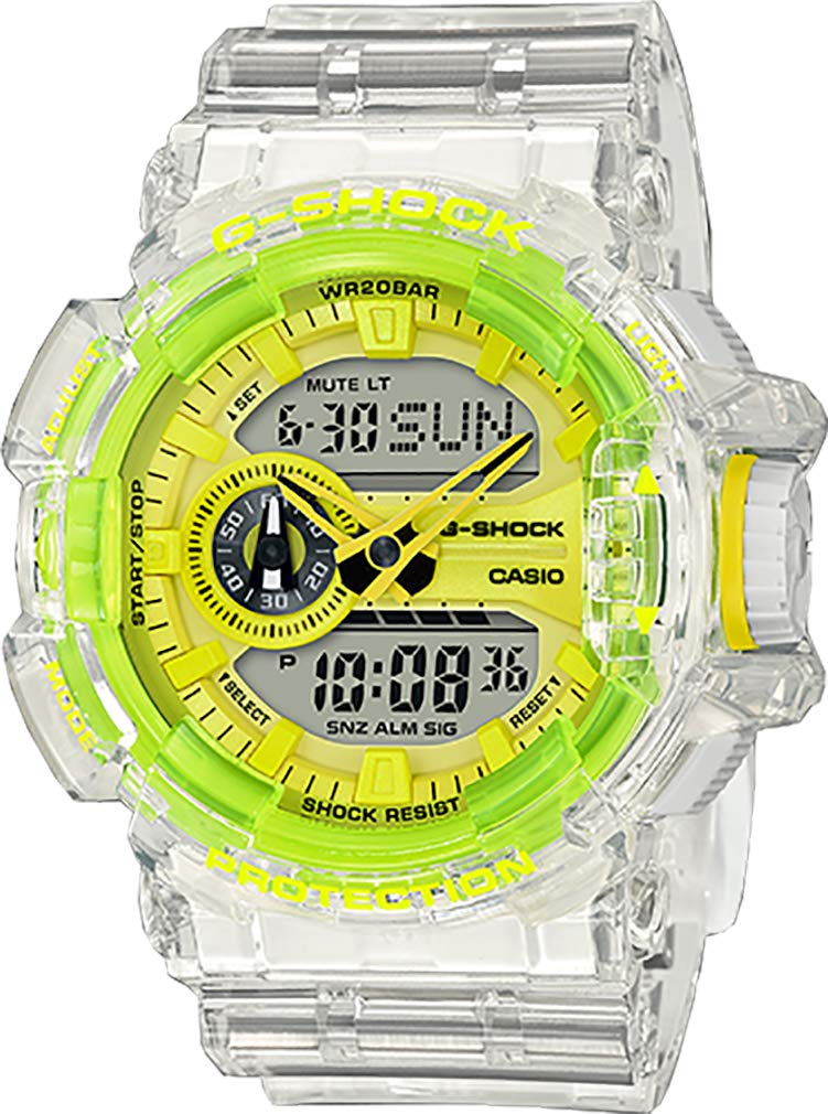 Amazon.com: G-Shock G-SHOCK Reloj analógico-digital para ...