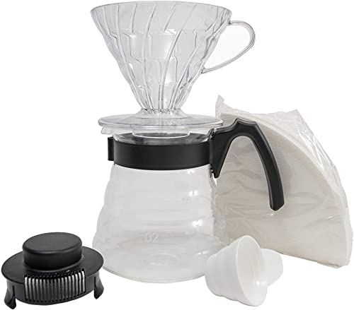 Hario Set French Press Coffee Maker