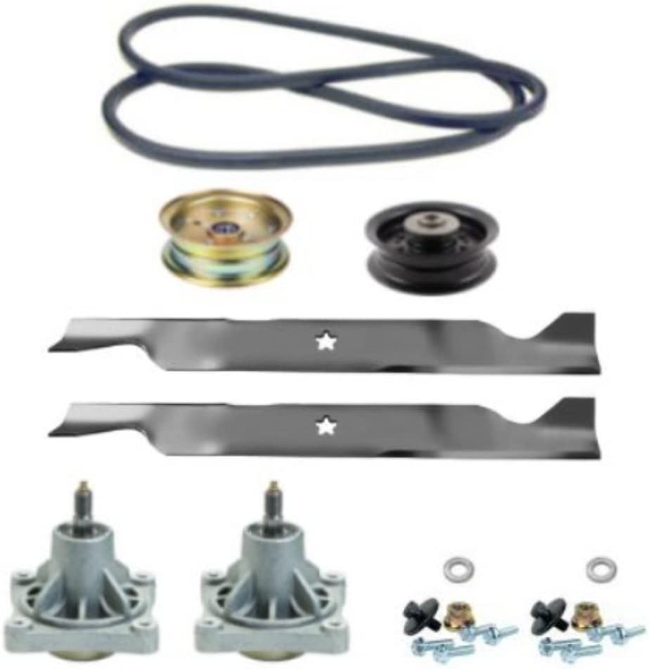 "Husqvarna 46/"" RZ 4619 4621 4623 Zero Turn Mower Deck Parts Kit FREE Shipping"