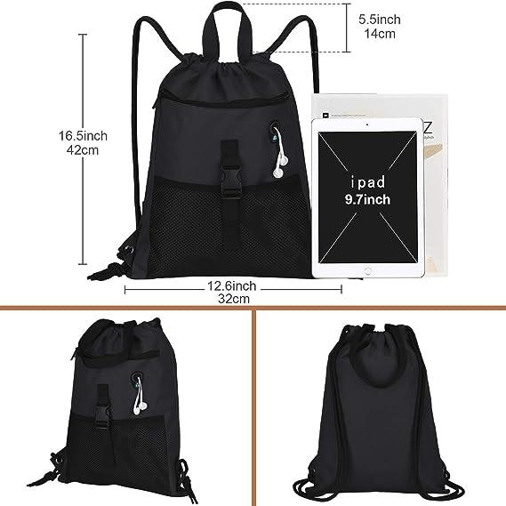 Cream Backpack Off White Drawstring backpack Women bags Vegan Backpack Rucksack backpack Drawstring bags Gym Bag Women Backpack