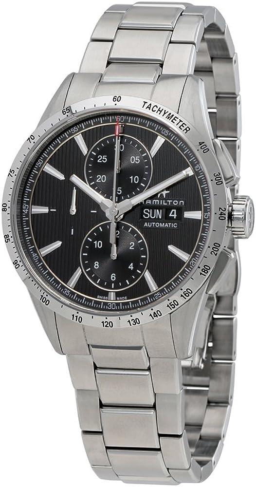 Hamilton Broadway - Reloj para hombre con correa de acero h43516131