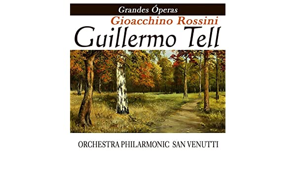 obertura de guillermo tell de rossini mp3
