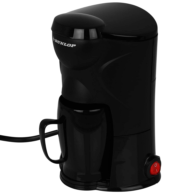Dunlop – Cafetera eléctrica – Café – Mondex to go – Auto 12 V – 24 ...