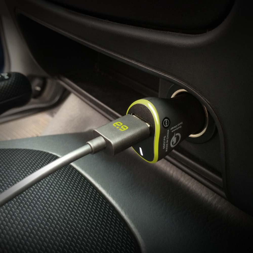 PureGear Extreme USB Car Charger Pure-Gear 60712PG