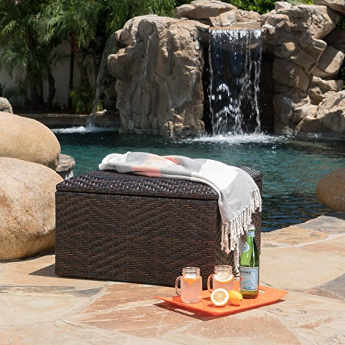 Square Outdoor Ottoman by Best Selling Home