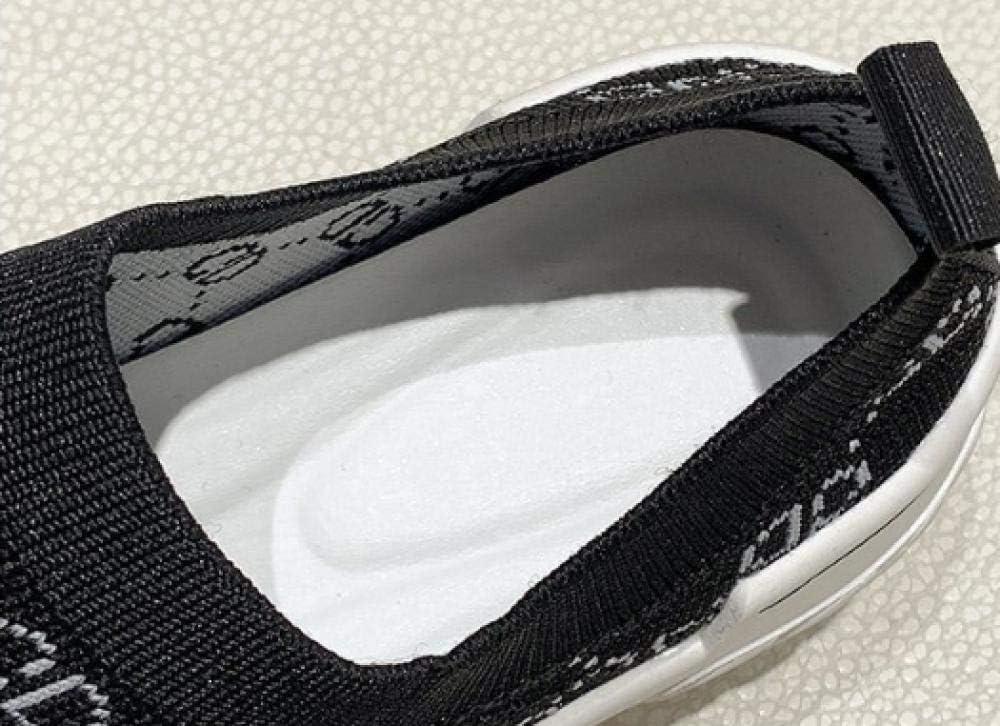 ZR1LZ Sandalias de tacón Alto de Verano,Sandalias de Verano para Mujer, Sandalias de Lona, Zapatos Planos, Zapatos de Playa, Sandalias Deportivas-Khaki_35 Khaki