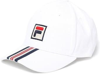 Fila - Gorra de béisbol - para hombre blanco blanco: Amazon.es ...