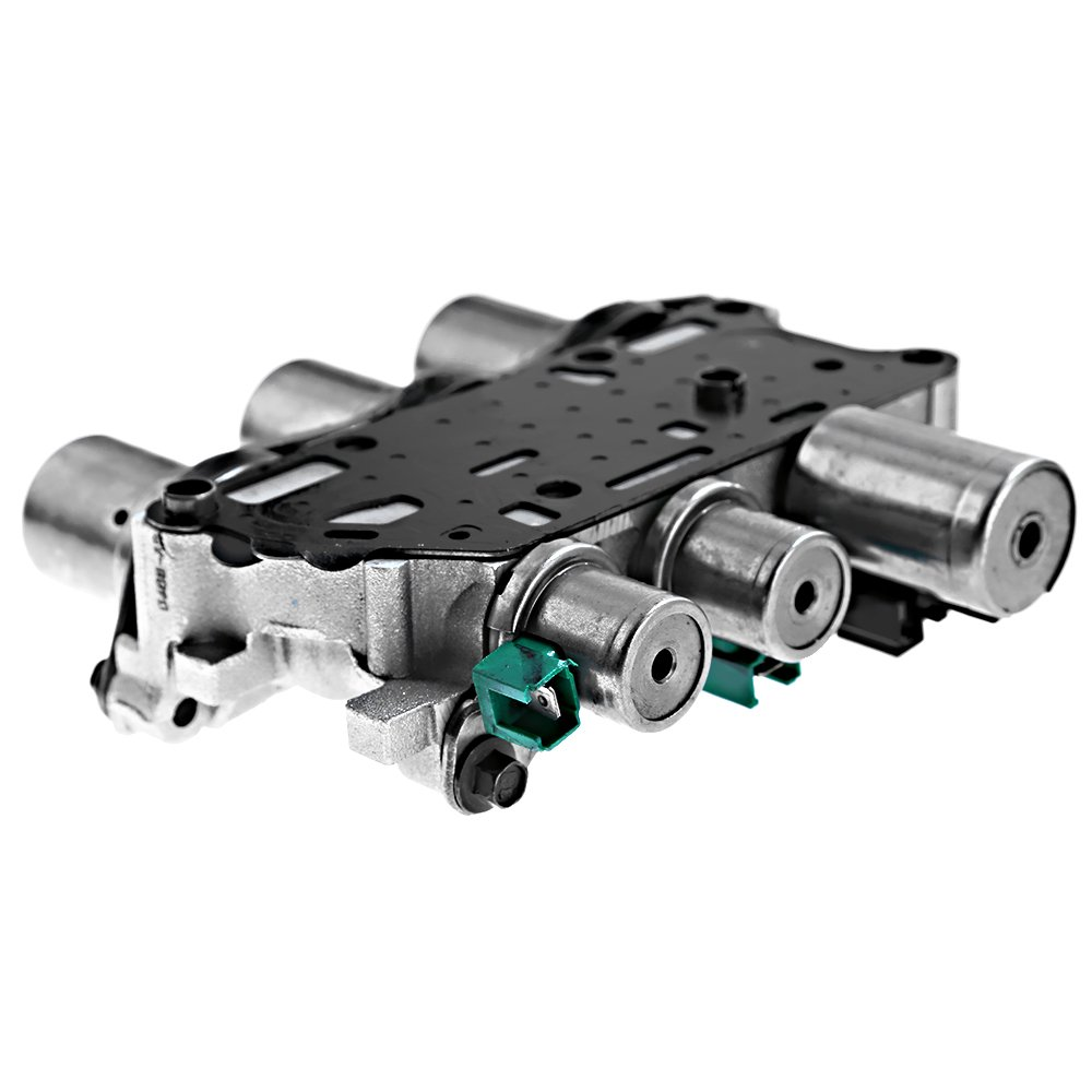 Transmission Solenoid Set 4F27E for Ford Mazda Block Solenoid Pack Shift Solenoid Pwm Epc