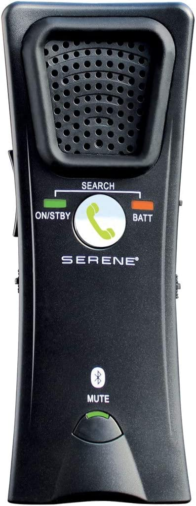 Serene Innovations HearAll SA-40 Portable Bluetooth Cell Phone Amplifier with 40dB Amplification