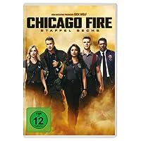 Chicago Fire - Staffel sechs [6 DVDs]