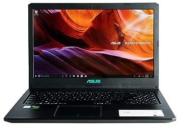 Computer Upgrade King VivoBook K570 Delgado Gamer Notebook (Intel i5-8250U, 16 GB
