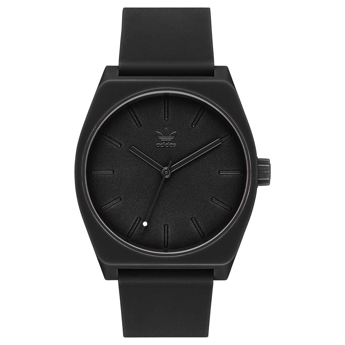 Adidas Reloj Analógico para Hombre de Cuarzo con Correa en Silicona Z10-001-00: Amazon.es: Relojes