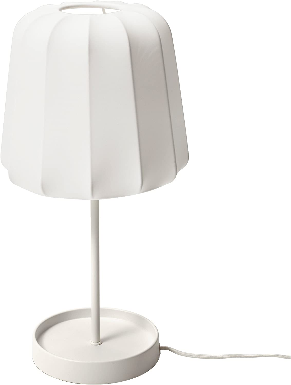 Ikea Varv Table Lamp White Amazon Co Uk Kitchen Home