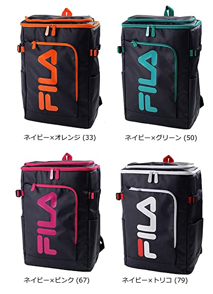 fdb8ebd321dd Amazon.co.jp: [フィラ] リュックサック シグナルシリーズ TPU加工 30L 7577 クロ/クロ: シューズ&バッグ