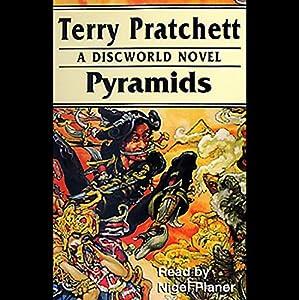 Pyramids Audiobook
