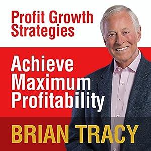 Achieve Maximum Profitability Speech