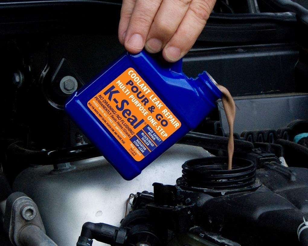 Best Car Van Radiator Or Heater Matrix Repair Stop Leak Sealer Stopper Fast Fix