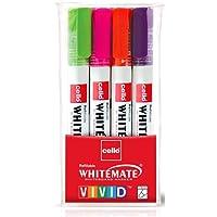 Cello Whitemate Vivid Whiteboard Marker - (Multicolor)