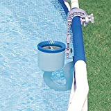 Skimmer Intex 28000 Deluxe di superficie per piscine con anello, frame o ultra frame