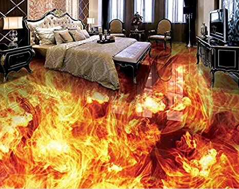 Lwcx d sfondo foto fuoco d piastrelle per pavimenti sfondi per