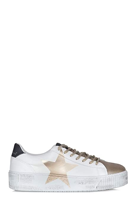 Sneakers Donna Rubens Biancooro Cosmopoli Primavera Cost89 Nira wBE6w