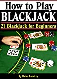 How to Play Blackjack: Getting Familiar with Blackjack Rules and the Blackjack Table  (21 Blackjack for Beginners)
