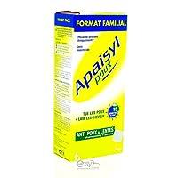 Apaisyl Poux - Shampoing + peigne Anti-poux et Lentes - 100 ml